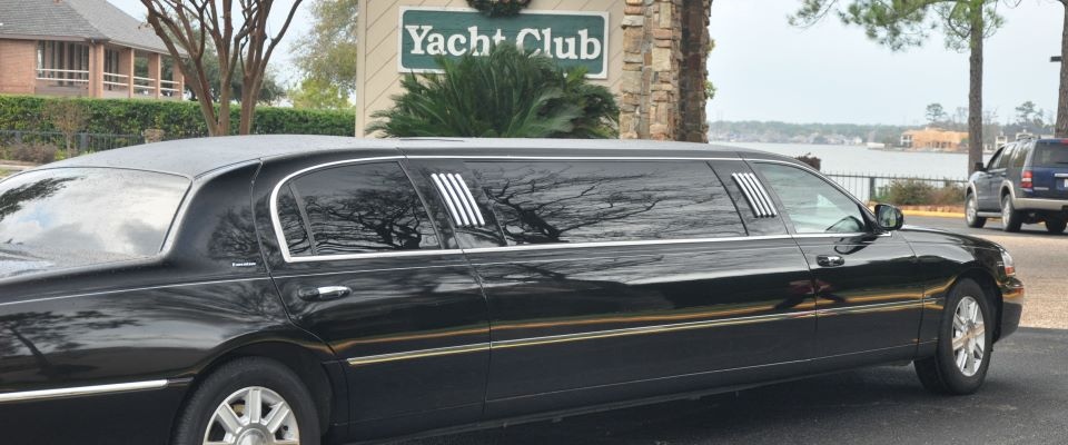 Our Black Limo