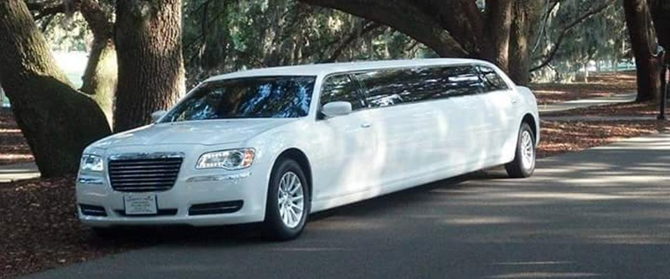 Our White Limo